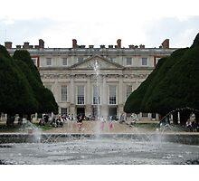 Hampton Court Palace Photographic Print