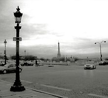 Paris by lotusblossom
