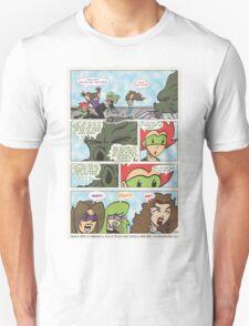 New Hawk & Croc page 72 T-Shirt