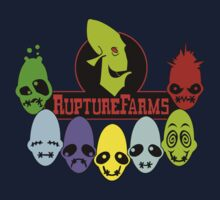Oddword Abe's Oddysee 'This Is Rupture Farms' T-Shirt