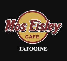 Mos Eisley Cafe T-Shirt