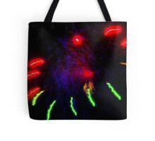 Oktpus Lights Tote Bag
