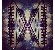 Galaxy Swarm Photographic Print