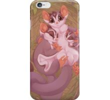 Sugar Gliders iPhone Case/Skin