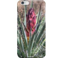 Yucca Blooming iPhone Case/Skin