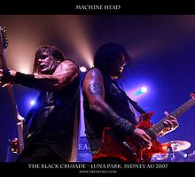 Machine Head by geeewocka