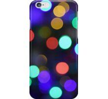 Twinkling lights iPhone Case/Skin