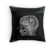 X-Ray Specs Throw Pillow