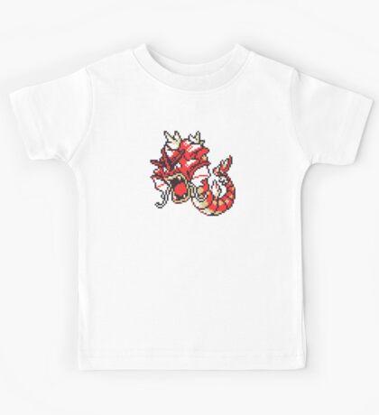 Red Gyrados GBC Kids Tee