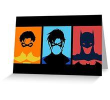 batman14e Greeting Card