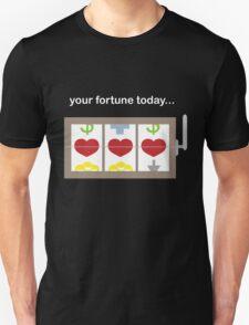Slot Machine Fortune Teller T-Shirt