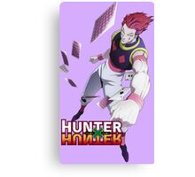 Hisoka - Hunter x Hunter Canvas Print