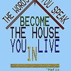 ~ building our house one word at a time ~ by TeaseTees