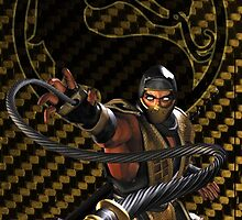 Scorpion by mLenderSan