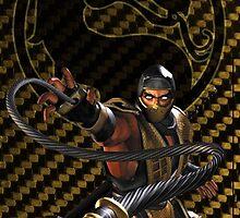 Scorpion by mLenderSan