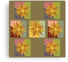 Wild Flower 2 Canvas Print