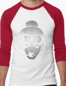 Silver Buddha Men's Baseball ¾ T-Shirt