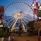 Big Wheel by John Caetano