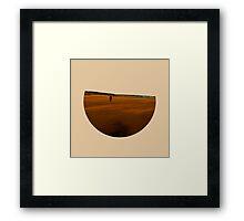Skyless Composition | Five Framed Print