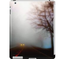 Distant Headlights iPad Case/Skin