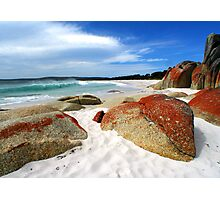 Bay of Fires Photographic Print