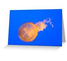 starship jelly Greeting Card