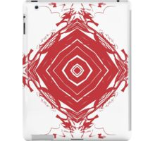 Target of Bloodfire iPad Case/Skin