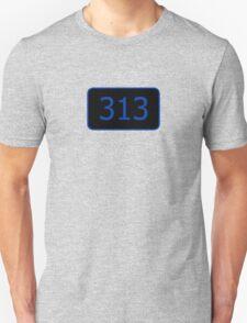313 (Detroit!) T-Shirt