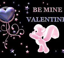 Be Mine Valentine by Barbara A. Boal