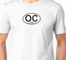 Ocean City - New Jersey. Unisex T-Shirt