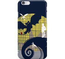 Toothless Nightmare3 iPhone Case/Skin
