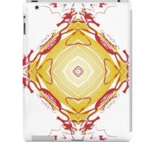 Target of Bloodfire - Gold iPad Case/Skin
