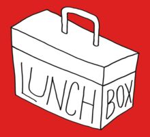Lunchbox Contains Lunch by DiabolickalPLAN