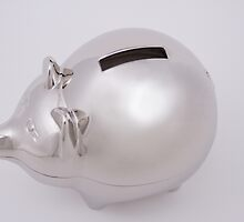 Piggy bank by franceslewis