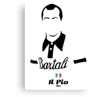 Il Pio - Bici* Legendz Collection Canvas Print