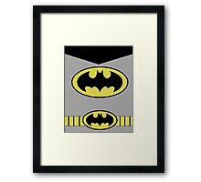 batman14i Framed Print