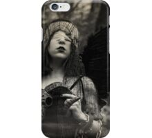 The Demon and The Last Angel iPhone Case/Skin