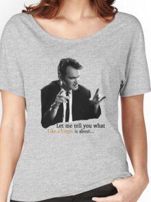 Reservoir Dogs - Like A Virgin Women's Relaxed Fit T-Shirt