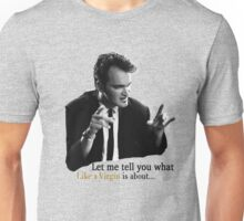 Reservoir Dogs - Like A Virgin Unisex T-Shirt