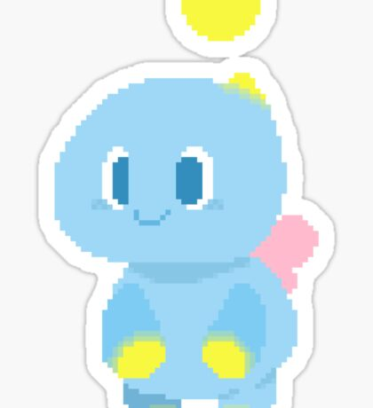 Pixel Chao Sticker
