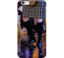 Knees Up! iPhone Case/Skin