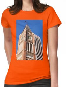 Perth Town Hall - Perth WA Womens Fitted T-Shirt