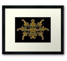 Fractal 30 Framed Print