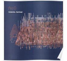 Autechre - Garbage Poster