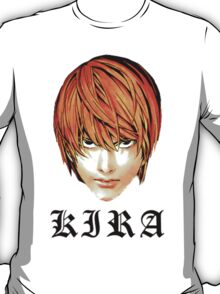 Kira - Death Note T-Shirt