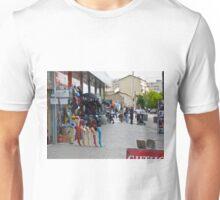 Legs in Kosovo Unisex T-Shirt