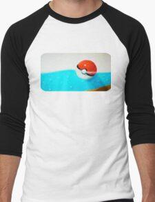 Forgotten Pokeball Men's Baseball ¾ T-Shirt