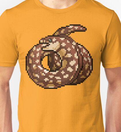 Pixel Skeletor Eel Unisex T-Shirt