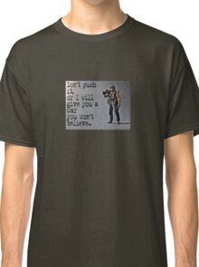 Rambo by Tim Constable Classic T-Shirt