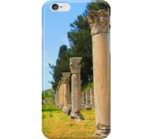 Ancient Agora of Ephesus iPhone Case/Skin